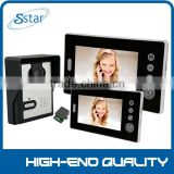 "2.4GHz video doorphone intercom system & 7"" TFT LCD Wireless Indoor Monitor XSL-712"