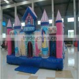 Huge inflatable princess bounce play house