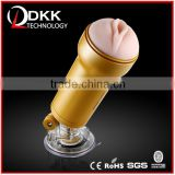 XH300 Hot Selling Lifelike Vagina For Men Male Masturbation Device