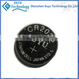 cr2032 battery cr2045/cr18650 li-ion rechargeable battery/cr435 lithium battery