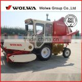 china wolwa agriculture equipments W4D-1 soybean harvest machine made in china for sale with CE CETIFICATION