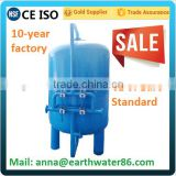 automatic sand and activated carbon filter