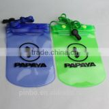 Pvc Waterproof Case For Samsung Galaxy S3 Mini I8190