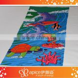 marine animals printed beach towel for microfiber                                                                         Quality Choice