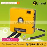 16800Mah Portable Car Battery Jump Starter Power Bank with Air Pump