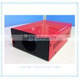Sheet Metal Forming Outdoor Electric Meter Box of Metal Enclosure,custom electrical case