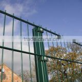 Villadom High Quality Ornamental Double Wire Fence (hebei manufacturer)