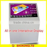 "Hot offer 46"" multimedia teaching machine all in one pc                                                                         Quality Choice"