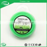 Grass Cutter Parts 2.4mm X 15M Blister Donut Packing Nylon Monofilament Trimmer Line for Grass Cutting Machine