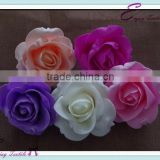 YHA#41 artificial flower for sash band - polyester banquet wedding wholesale table cloth cover chair cover sash band
