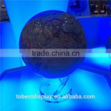 Customize acrylic material world globe, globe bar, decorative world globes