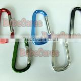 Designer D tape colorful snap hook