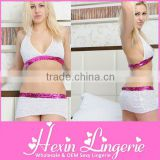 China supplier wholesale sexy beautiful panty with high quality ladies sexy panty and bra sets