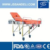 automatic loading stretcher trolley