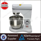Heavy Duty Speed-Adjustable with rotating bowl stand mixer 800w
