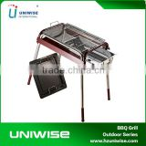 High Quality Family Use Cast Iron Charcoal BBQ Grills