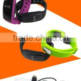 Update TW64 Heart Rate Bluetooth4.0 Smart Watch Sport Bracelet For IOS and Android phone