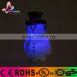 waterproof mini speaker, led speaker light table decoration,battery operated led light for costume decoration