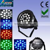 18*3in1 RGB full color waterproof led lights
