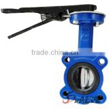 High Performance ANSI Class 125 / 150 Wafer Butterfly Valve