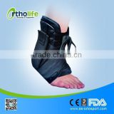 OL-AN052 Light weight Lace-up Fracture Ankle Brace