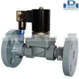 CPVC chemical solenoid valve for Chlorobenzene