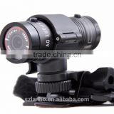 Mini F9 HD Bike Motorcycle cheap mini dv camcorder car dvr camcorder full hd sports camcorder