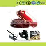 Front Rear bicycle light Position Frame Mounting Placement new products on china market sale well in canada