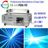 400mW Green and Blue beam laser lighting for Hotel