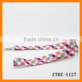Customizing Nylon Metal Button Woven Rope Sling Mobile Phone Strap With Logo ZTHZ-1127