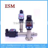 Diffused silicon pressure transmitter pressure water supply hydraulic oil pressure sensor
