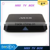 Original M8S Android TV Box 2G/8G Dual band 2.4G/5G wifi Android 4.4 Amlogic S812 Chip 4K XBMC Full HD Smart tv Media Player