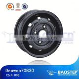 BAOSTEP Professional With Custom Printed Logo Manufacturer Black Rims For Audi A4