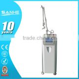 Fractional CO2 Laser Or Skin Resurfacing Acne Removal 10600nm Scars Removal Laser Surgery Machine With CE Mole Removal