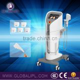 Globalipl Most advanced machine powerful effect face treatment ultrasonic beauty machine/hifu beauty system