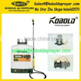 16L backpack battery pesticide sprayer,CE certificated