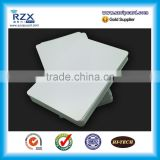 Blank card with overlay laminated 125Khz RFID chip thermal printable PVC rfid hotel key card