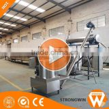 Henan Strongwin Stainless Steel dry dog pet cat food processing machine with factory price