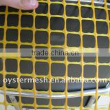 Plastic baby fence/Plastic children fence/Plastic garden fence/orange plastic square grid/tree guard mesh(Get throug ISO 9001)