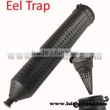 Plastic fishing eel traps