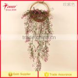 Vine hanging tracery Flower Artificial silk flower mixed colors artificial flowers wall home decor