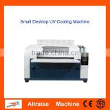 480MM Automatic Desktop Mini Small UV Coating Machine /Whole UV Coater,Photo UV Curing Machine