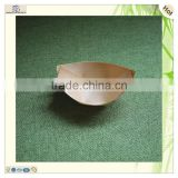 miniature disposable bamboo pine wood sushi food boat