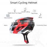 New Arrival Intelligent Bicycle Helmet Smart Cycling Helmet With BT/Microphone/LED Light/Camera Best Bicycle Helmet