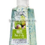 Wholesale bath and body works perfume hand sanitizer with own brand