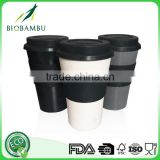 Colorful Cheap Environmental Bamboo Fiber Coffee Cup