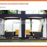 High Quanlity Outdoor garden line gazebo