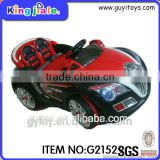 Chindren favourite best fashion top quality popular ride on kids car remote control