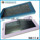 silicone rubber mobile case for iphone for iPad cover