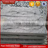 building stone 20*10 granite mushroom for wall cladding